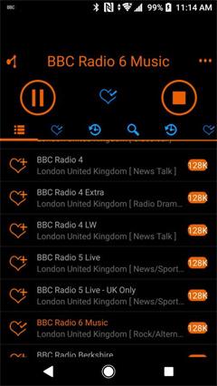 轻舟网络收音机app
