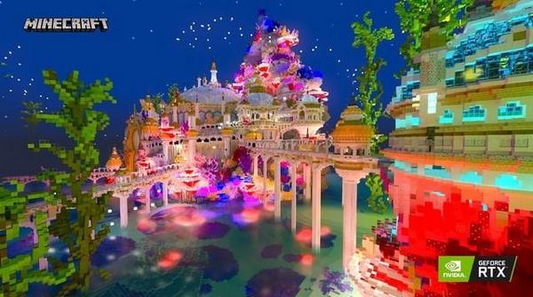 我的世界》RTX(Minecraftwith RTX)Windows10抢先体验版发布
